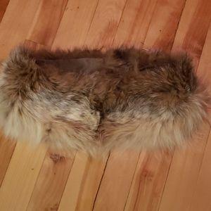 Fox Collar of fur